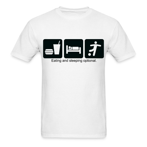 All I Do Is Play - Men's T-Shirt