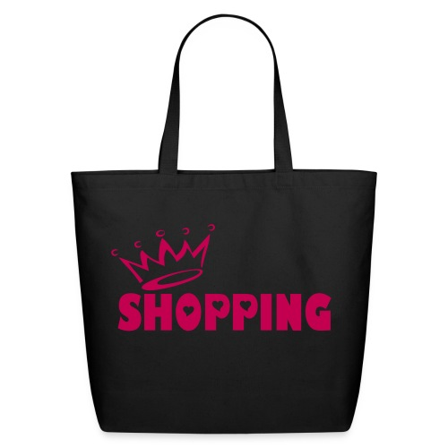 Shopping Queen - Eco-Friendly Cotton Tote