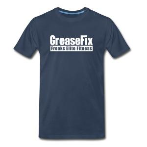 GreaseFix for Men - Men's Premium T-Shirt