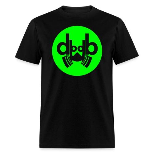 Dubstep Music Logo Men's T-shirt - Men's T-Shirt