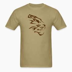 Tiger Tribal Head Tattoo 1 T-Shirts