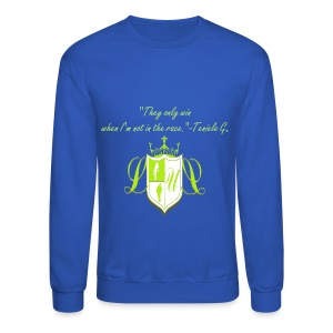 Livin Lovely United Quote CrewNeck - Crewneck Sweatshirt