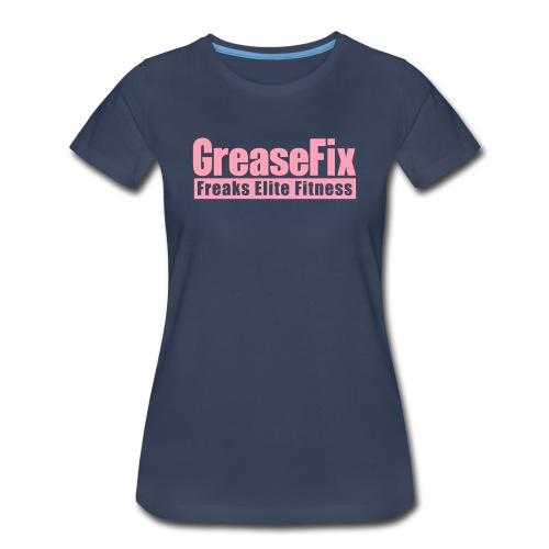GreaseFix for Women - Women's Premium T-Shirt