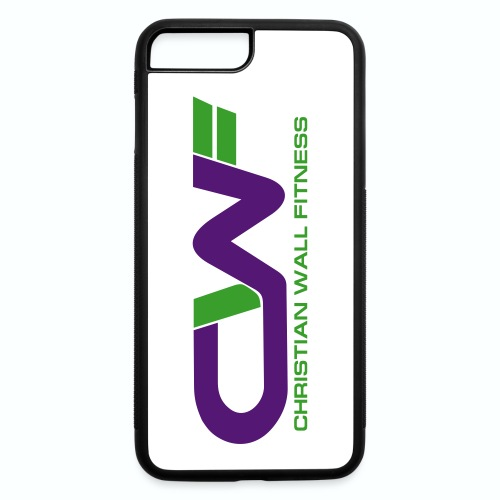 CWF iPhone 7 Plus/8 Plus Rubber Case - iPhone 7 Plus/8 Plus Rubber Case