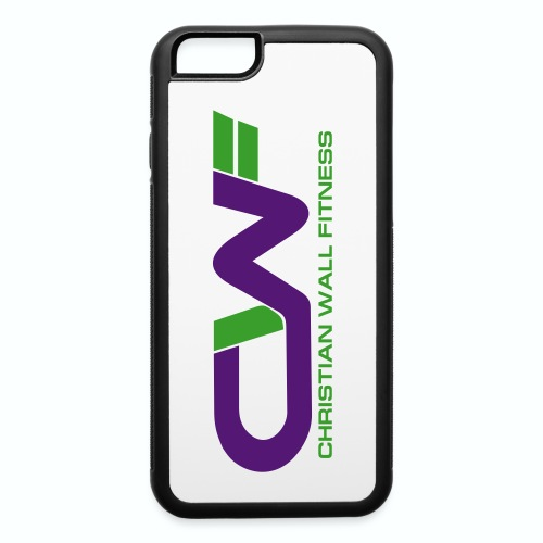 CWF iPhone 6/6s Rubber Case - iPhone 6/6s Rubber Case