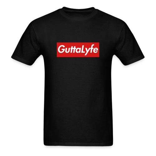 Gutta Lyfe Mens - Men's T-Shirt