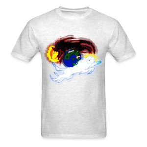 Skölll N Hati  - Men's T-Shirt