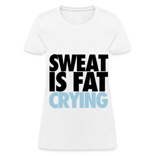 Workout Tee - Women's T-Shirt