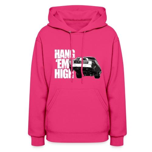 RvW Camaro Hang 'Em High Women's Hoodie - Women's Hoodie