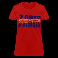 T-Shirts ~ Women's T-Shirt ~ 12 in 12 Cardiac Cards Women Shirt