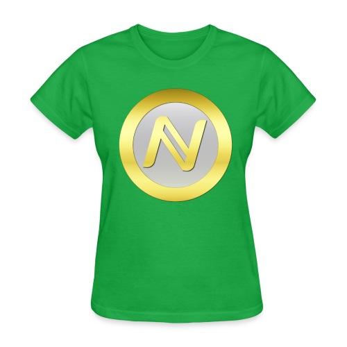 Namecoin - Women's T-Shirt