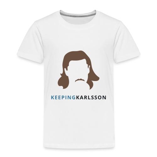 Keeping Karlsson Children's T (smaller sizes) - Toddler Premium T-Shirt
