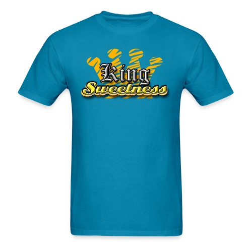Men's 'King Sweetness' T-shirt - Men's T-Shirt