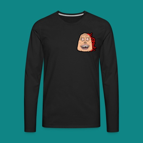 Big Meaty Boy Long Sleeve - Men's Premium Long Sleeve T-Shirt