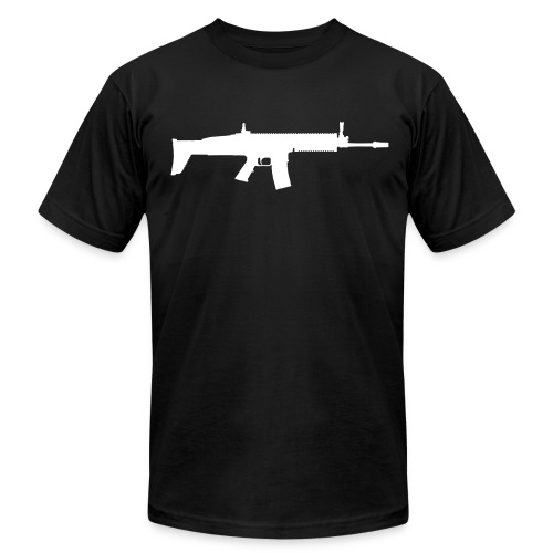 SCAR T - Men's Fine Jersey T-Shirt