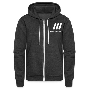 /// Limited Edition - Unisex Fleece Zip Hoodie by American Apparel