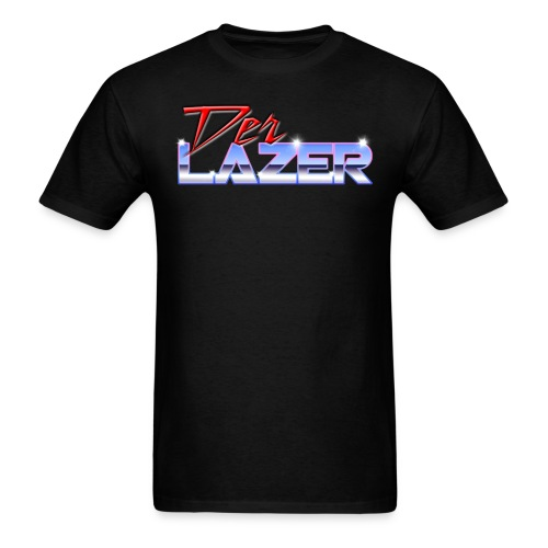 Men's 'Der Lazer' T-shirt - Men's T-Shirt