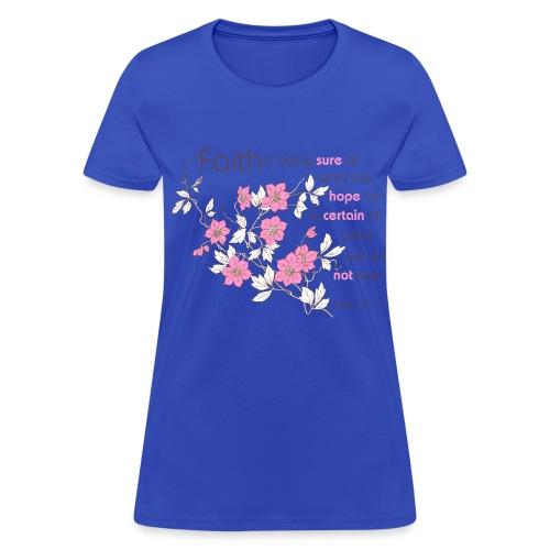 Isaiah 11:1 - Women's T-Shirt