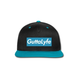 Gutta Lyfe  - Snap-back Baseball Cap