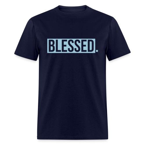 BLESSED. - Men's T-Shirt