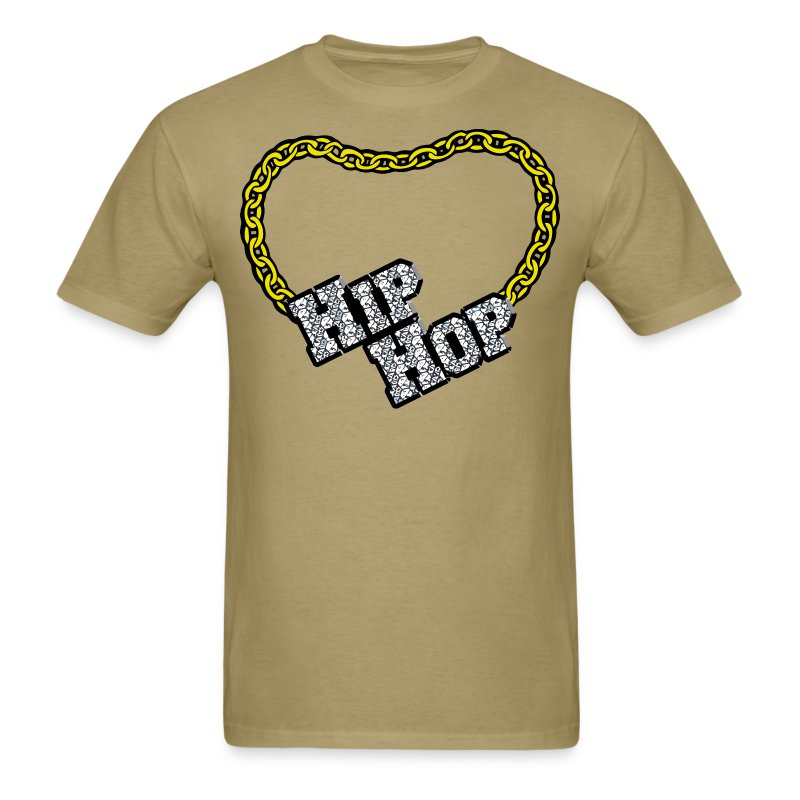 Hip Hop Bling (Men's) - Men's T-Shirt