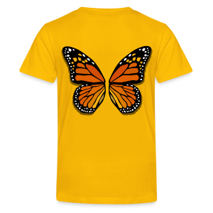 Butterfly Wings Shirts Kid's Halloween Costume Shirts - Kids' Premium T-Shirt