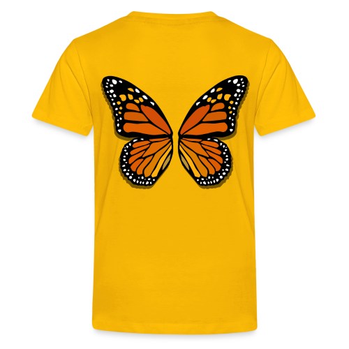 Butterfly Wings Shirts Kid's Halloween Costume Shirts - Kids' Premium T-Shirt