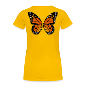 Butterfly Wings Shirts Women's Halloween Costume Shirts - Women's Premium T-Shirt