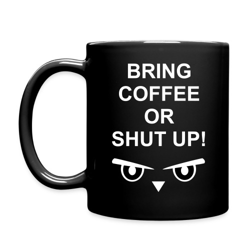 Bring Coffee - Full Color Mug