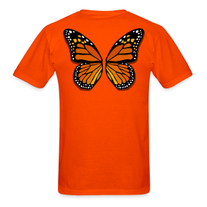 Butterfly Wings Shirts Men's Halloween Costume Shirts - Men's T-Shirt