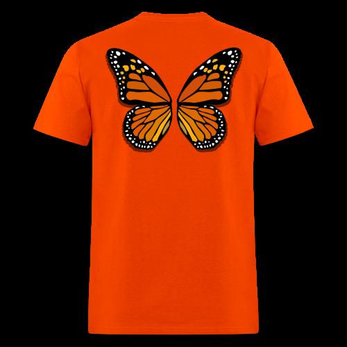 Butterfly Wings Shirts Men's Halloween Costume Shirts - Men's T-Shirt