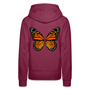 Butterfly Wings Hoodies Women's Halloween Costume Shirts - Women's Premium Hoodie