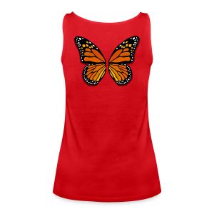 Butterfly Wings Shirt Women's Halloween Costumes - Women's Premium Tank Top