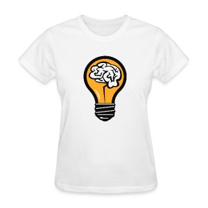 One Bulb  - Women's T-Shirt