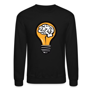 One Bulb  - Crewneck Sweatshirt