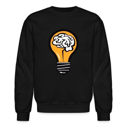 One Bulb  - Crewneck Sweatshirt