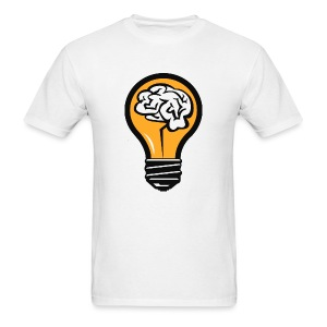 One Bulb  - Men's T-Shirt
