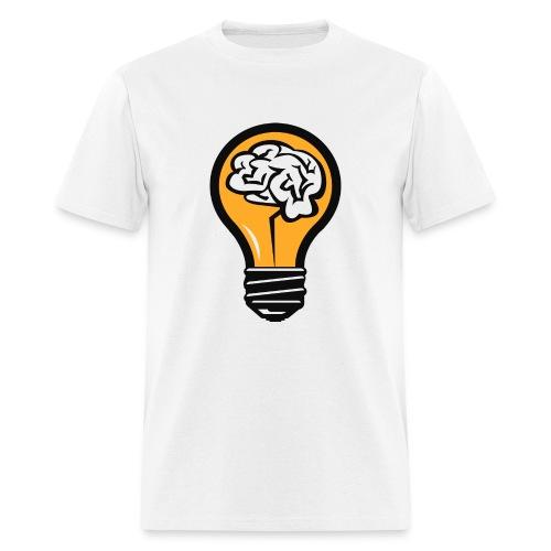 One Bulb  - Men's T-Shirt
