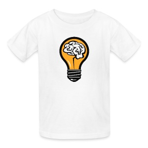 Kid Bulb  - Kids' T-Shirt