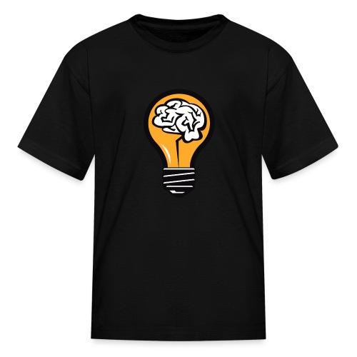 Kid Bulb  - Kids' T-Shirt