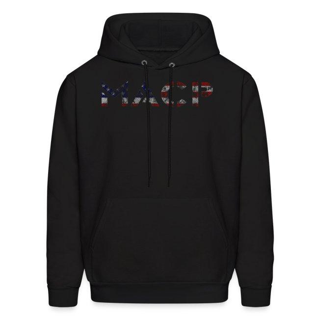 MACP Hoodie USA Flag