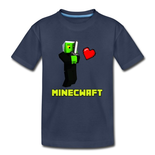 ZGW Minecwaft T-Shirt - Kids - Kids' Premium T-Shirt