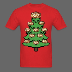 Coney Ugly Christmas Sweater Style - Men's T-Shirt