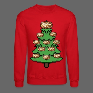 Coney Ugly Christmas Sweater Style - Crewneck Sweatshirt