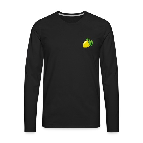 Lemonz Bogo Long-Sleeve - Men's Premium Long Sleeve T-Shirt