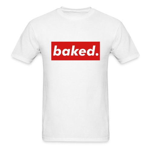 Original Baked. tee - Men's T-Shirt