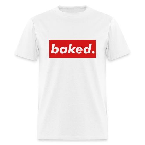 Original Baked. tee - Men's T-Shirt