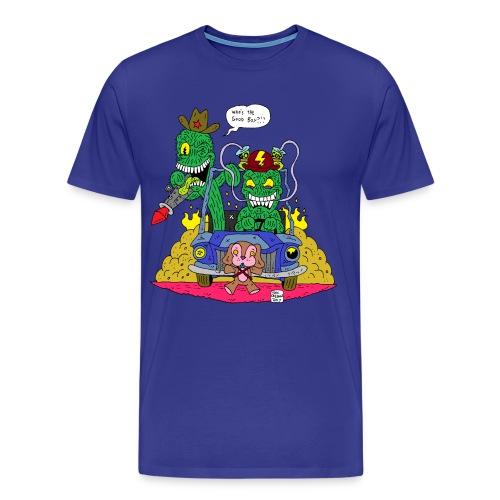 PLA Auto - Men's Premium T-Shirt