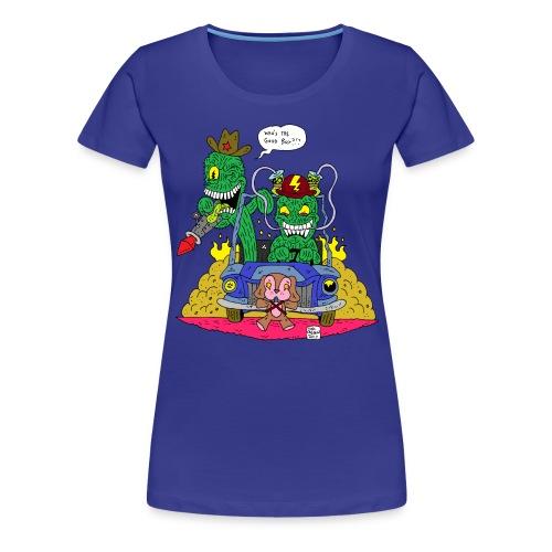 PLA Auto - Women's Premium T-Shirt
