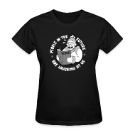 Women's T-Shirts ~ Women's T-Shirt ~ People in the Future (women's)